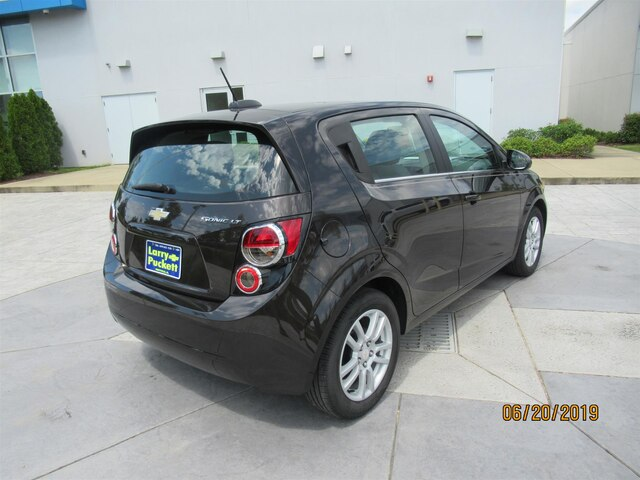 Certified Pre-Owned 2015 Chevrolet Sonic LT Auto