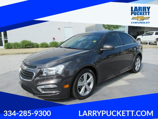 Pre-Owned 2016 Chevrolet Cruze Limited 2LT Auto
