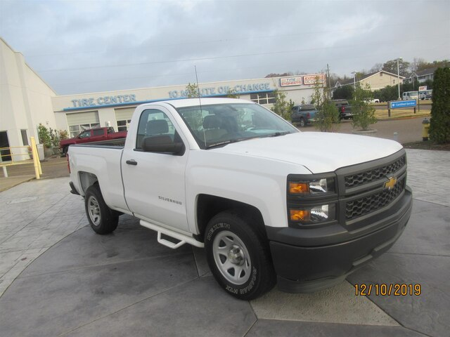 Pre-Owned 2014 Chevrolet Silverado 1500 Work Truck 1WT