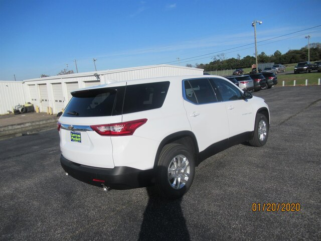 New 2020 Chevrolet Traverse LS w/1LS