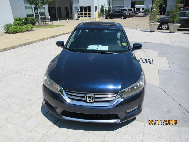 Pre-Owned 2013 Honda Accord EX-L
