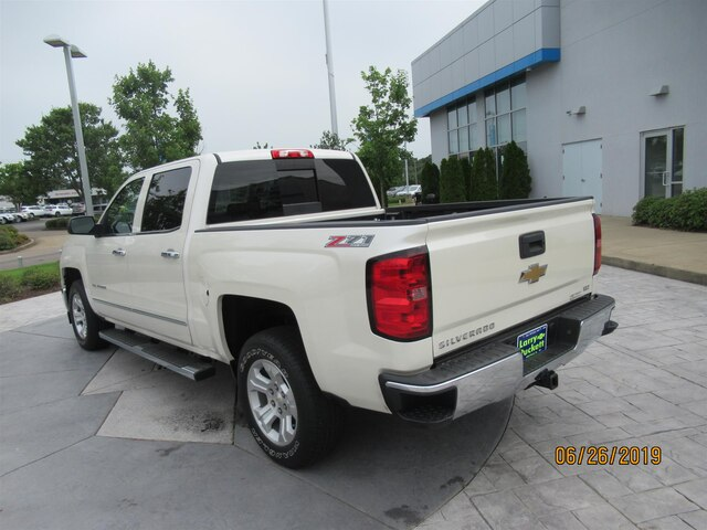 Certified Pre-Owned 2015 Chevrolet Silverado 1500 1LZ