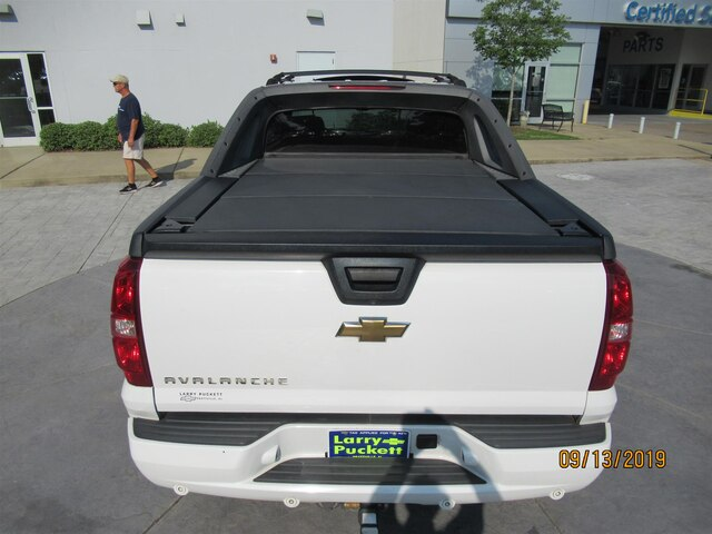 Pre-Owned 2007 Chevrolet Avalanche 1500 LTZ