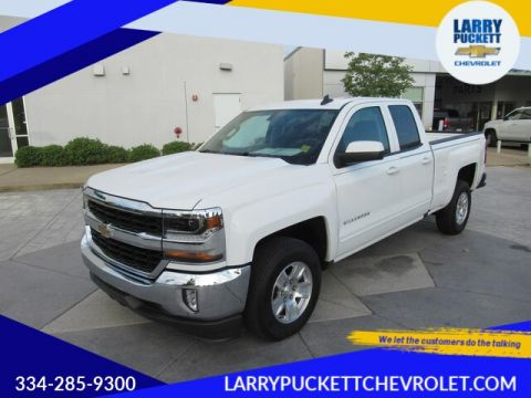 Certified Pre-Owned 2017 Chevrolet Silverado 1500 LT w/1LT