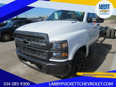 New 2020 Chevrolet Silverado 6500HD 1WT