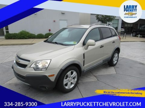Pre-Owned 2014 Chevrolet Captiva Sport LS w/2LS